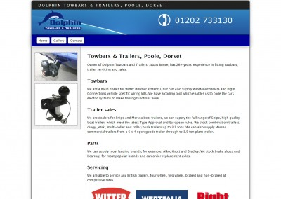 Dolphin Towbars & Trailers