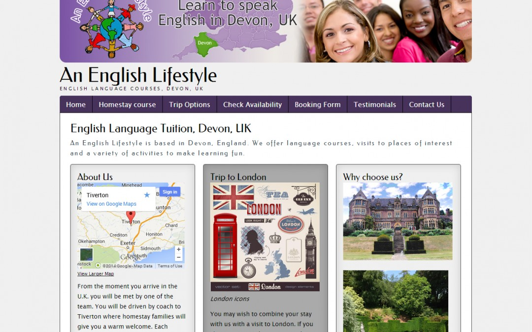 English Language Tuition