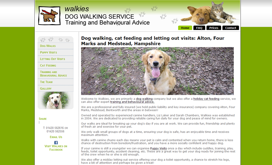 how to start your own dog walking business uk