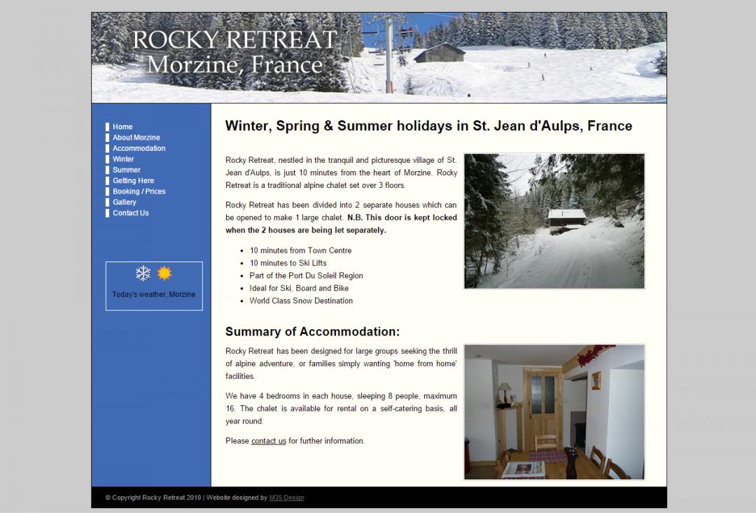 Skiing Lodge (Holiday Accommodation)