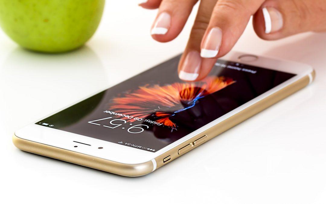 UK lagging behind the global average in mobile internet usage