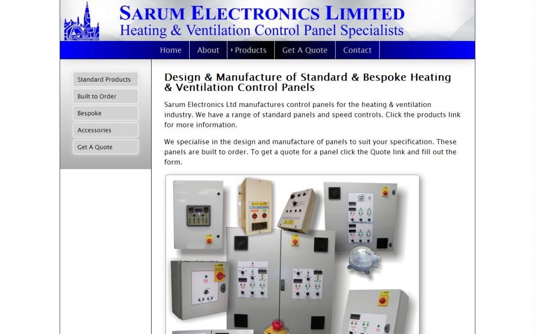 Electronics Firm