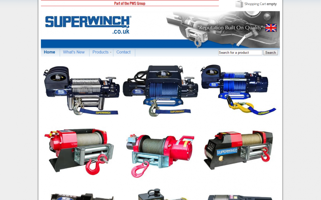 Winch Fitting Kits