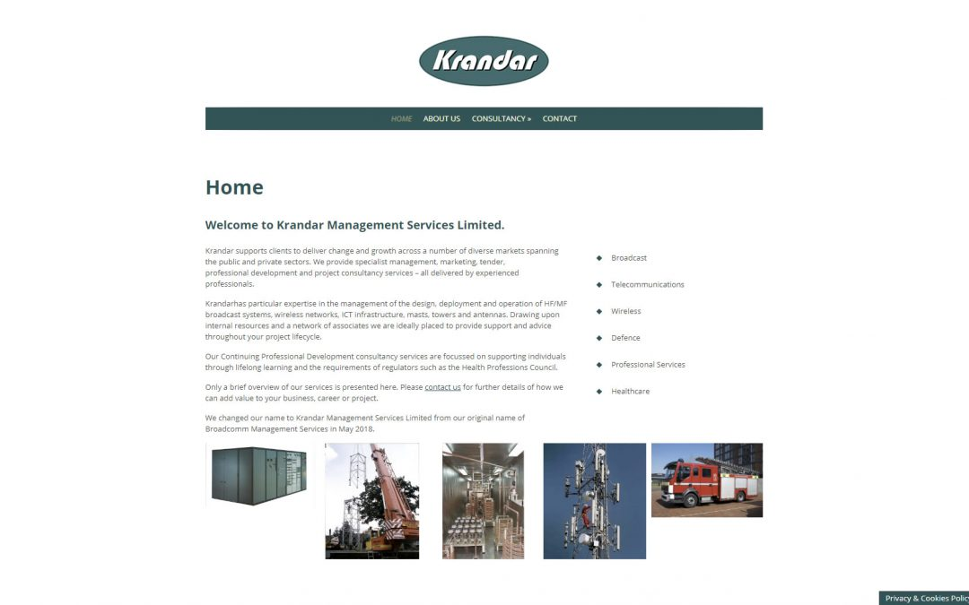 Krandar Management Services Limited