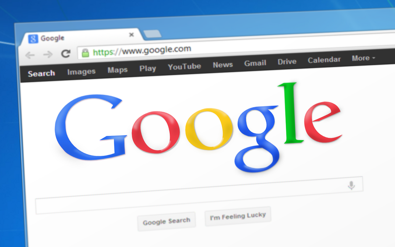 Blog your way to the top of Google