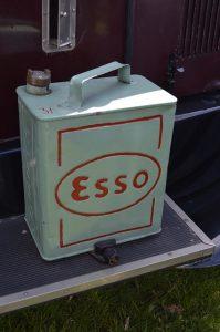 Esso fuel app