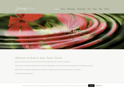 Body & Sole, Poole Reflexology